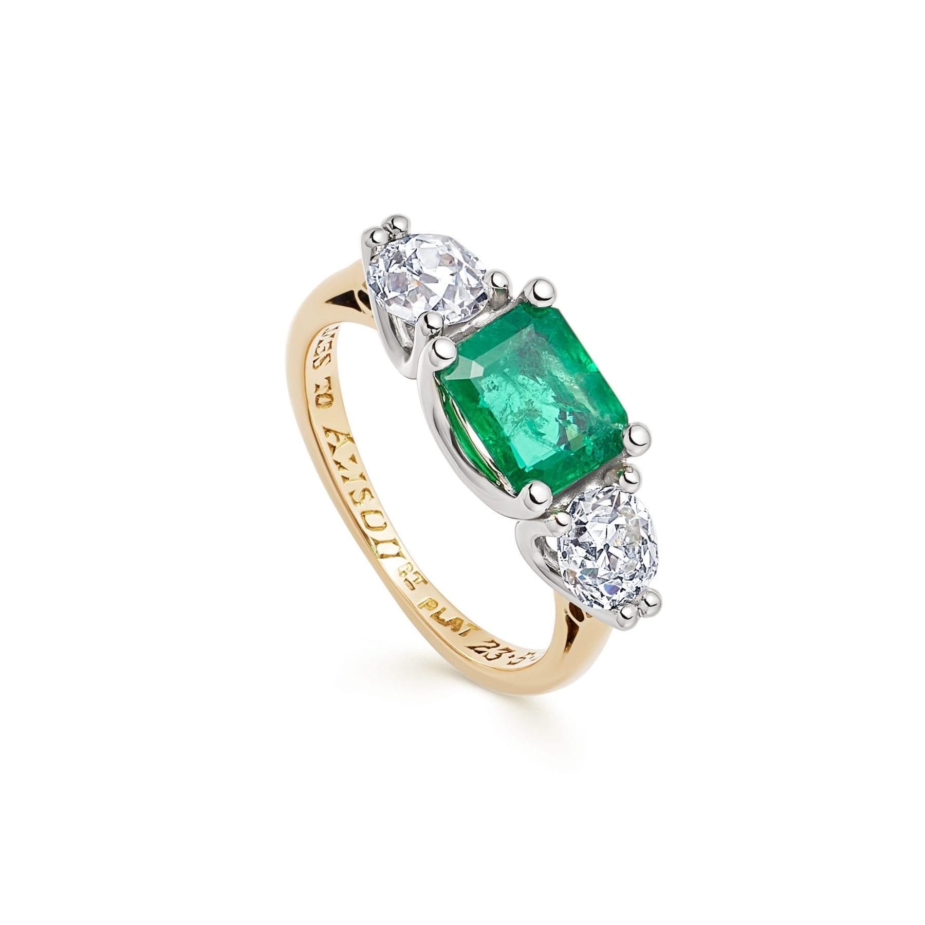 Octavia Jewellery | Bespoke fine jewellery | Based in London